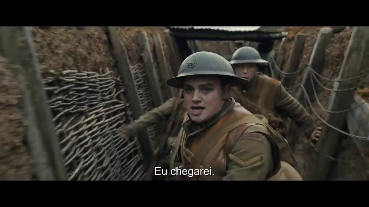 1917 - Trailer #2 Legendado