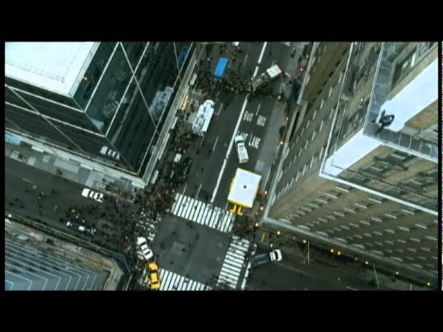 À Beira do Abismo (Man on a Ledge) - Primeiro Trailer Legendado
