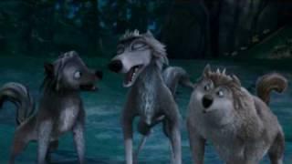 A Lady e o Lobo - O Bicho tá Solto (Alpha & Omega) - Trailer em Inglês