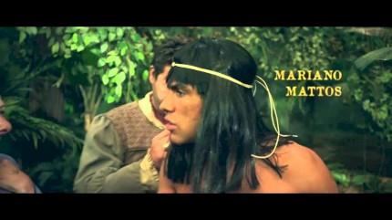 A Primeira Missa ou Tristes Tropeços, Enganos e Urucum - Trailer Oficial