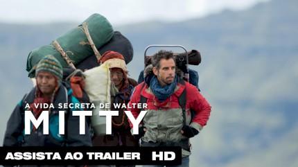 A Vida Secreta de Walter Mitty - Trailer Legendado