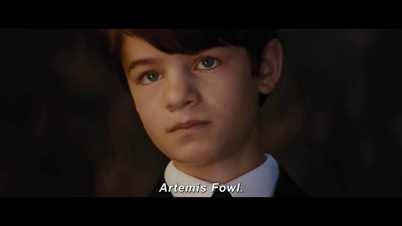 Artemis Fowl - O Mundo Secreto - Trailer Legendado