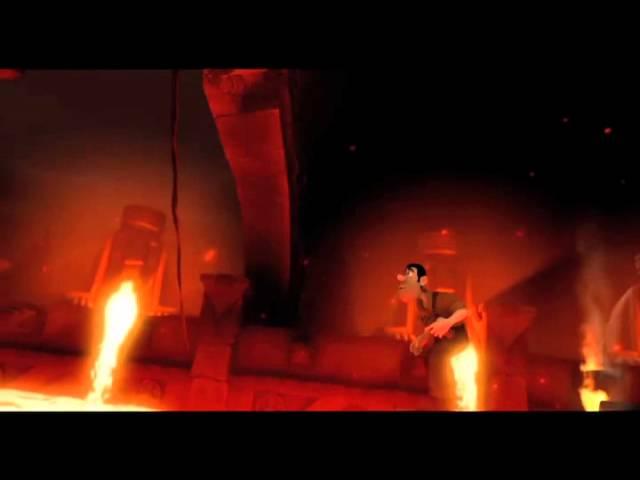 As Aventuras de Tadeo - Grande bola de fogo
