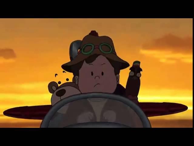 As Aventuras do Avião Vermelho - Teaser Trailer Oficial