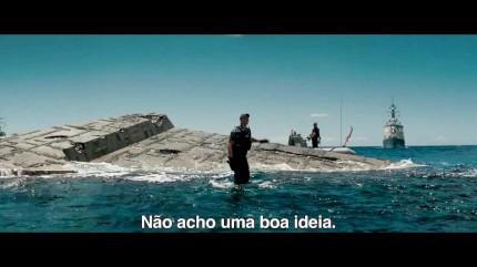 Battleship - Batalha dos Mares - Trailer Legendado Oficial