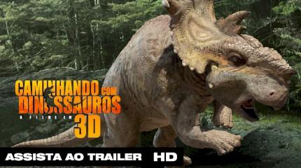 Caminhando com Dinossauros - Trailer Dublado