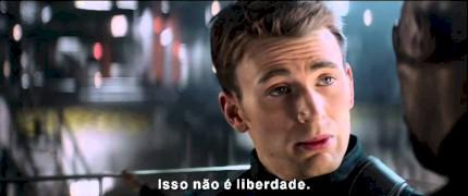 Capitão América - O Soldado do Inverno - Trailer Legendado