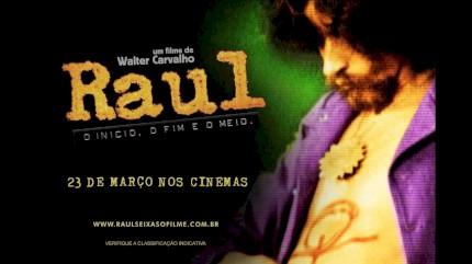 Cenas do filme Raul: O Início, o Fim e o Meio
