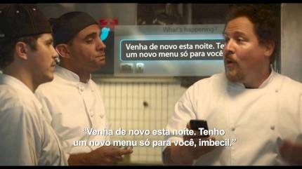 Chef - Trailer Legendado
