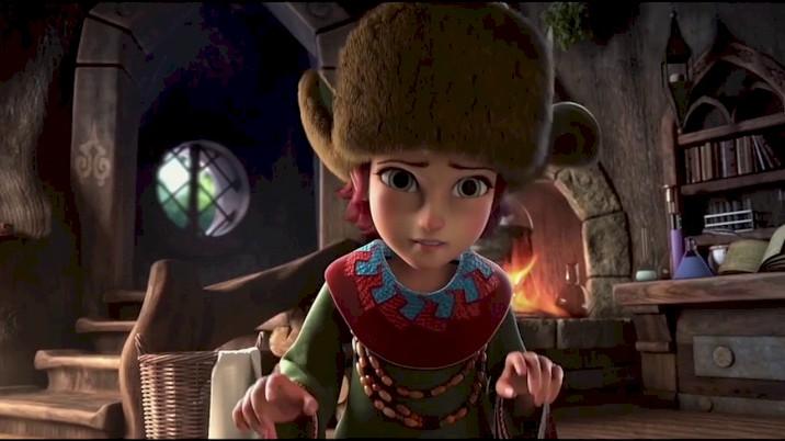 Cinderela e o Príncipe Secreto - Trailer Dublado