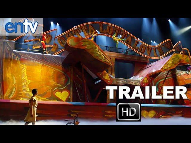 Cirque Du Soleil - Outros Mundos - Trailer em Inglês