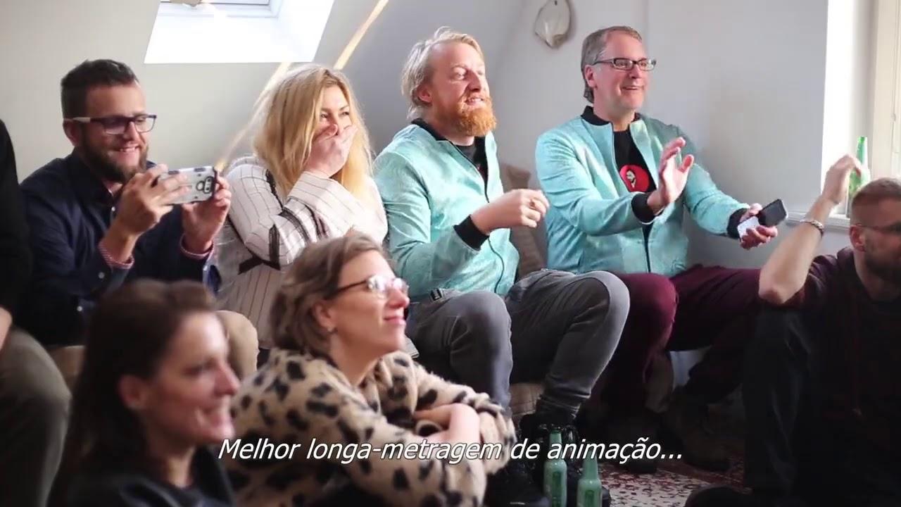 Com Amor, Van Gogh - O Sonho Impossível - Trailer Legendado