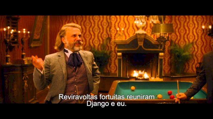 Django Livre - Trailer Legendado - 2