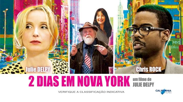 Dois Dias em Nova York - Trailer Legendado
