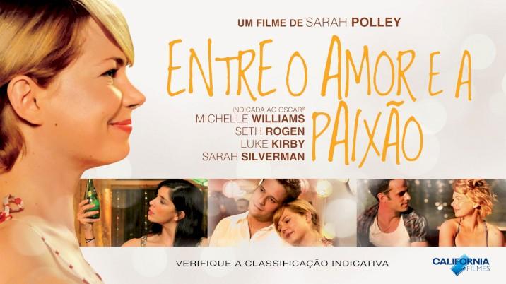 Entre o Amor e a Paixão - Trailer Legendado