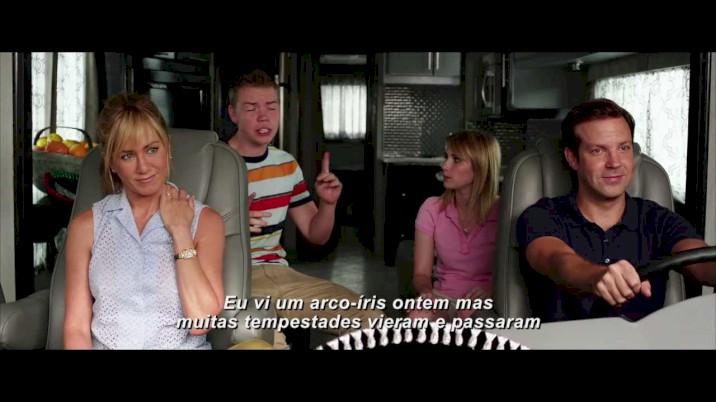 Família do Bagulho - Trailer Legendado