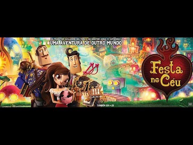 Festa no Céu - Trailer Dublado
