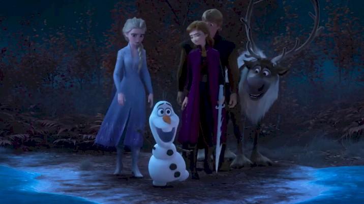 Frozen 2 - Trailer #4 Dublado
