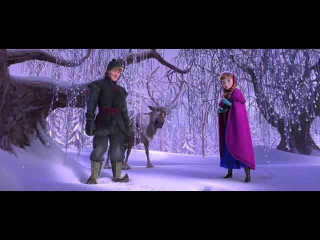 Frozen: Uma Aventura Congelante - Trailer Oficial Dublado