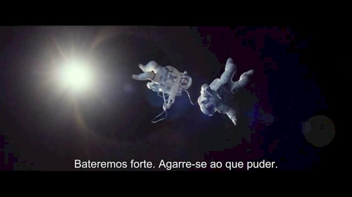Gravidade - Trailer Legendado - Peguei Você