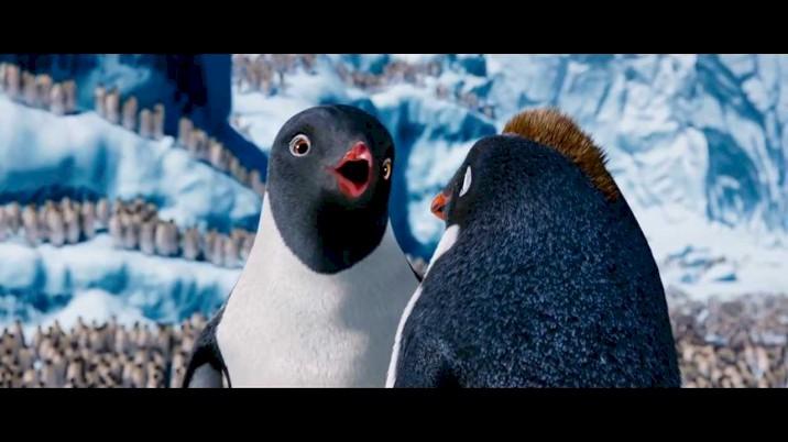 Happy Feet: O Pingüim 2 (Happy Feet 2 in 3D) - Dublado