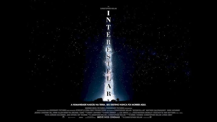 Interestelar - Trailer Legendado #2