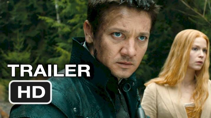 João e Maria: Caçadores de Bruxas - Trailer Oficial em Inglês
