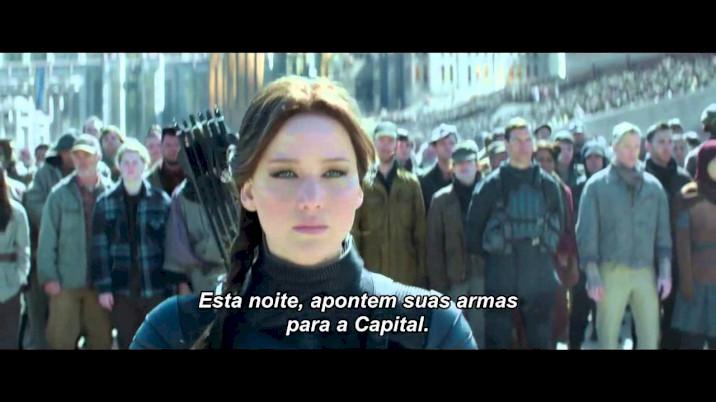 Jogos Vorazes: A Esperança - O Final - Trailer Legendado #3