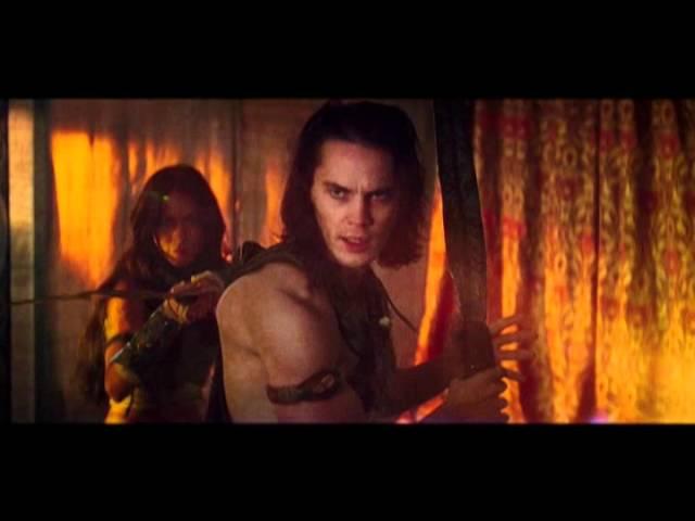 John Carter: Entre Dois Mundos - Trailer Dublado - Apresentado pelo diretor Andrew Stanton