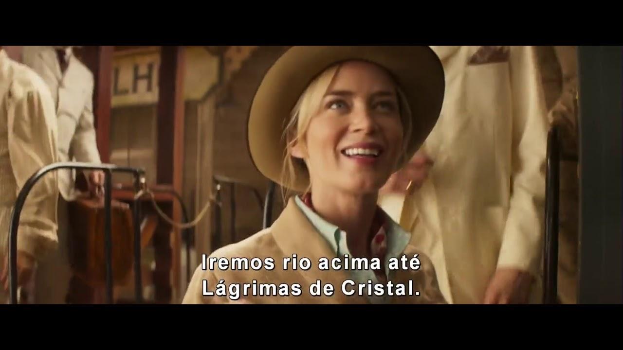 Jungle Cruise - Trailer Legendado