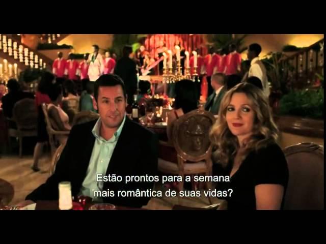 Juntos e Misturados - Trailer Legendado