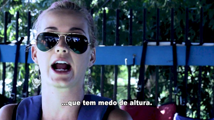 Katy Perry: Part of Me 3D - Clipe Adventure - Legendado