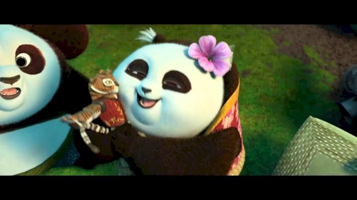 Kung Fu Panda 3 - Trailer #2 Dublado