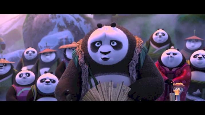Kung Fu Panda 3 - Trailer #3 Dublado