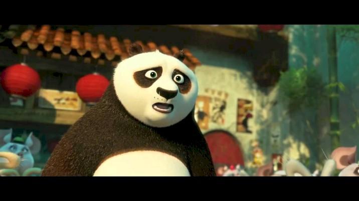 Kung Fu Panda 3 - Trailer Dublado