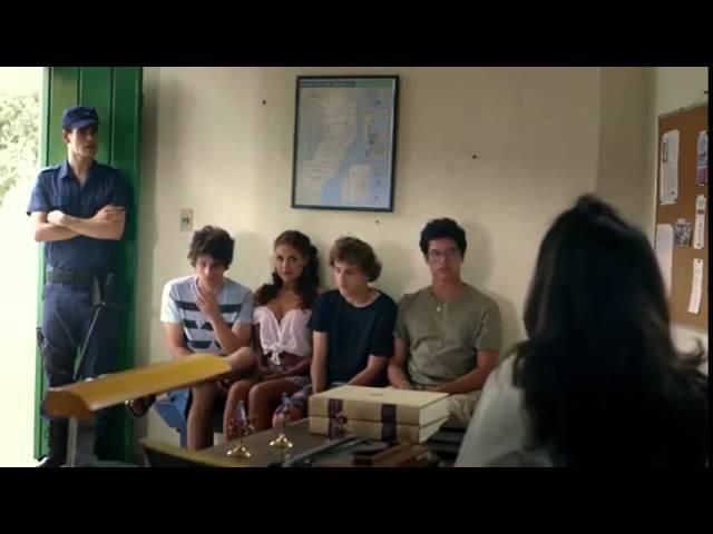 Lascados (Uma Garota, uma Kombi e Três Amigos) - Trailer Oficial