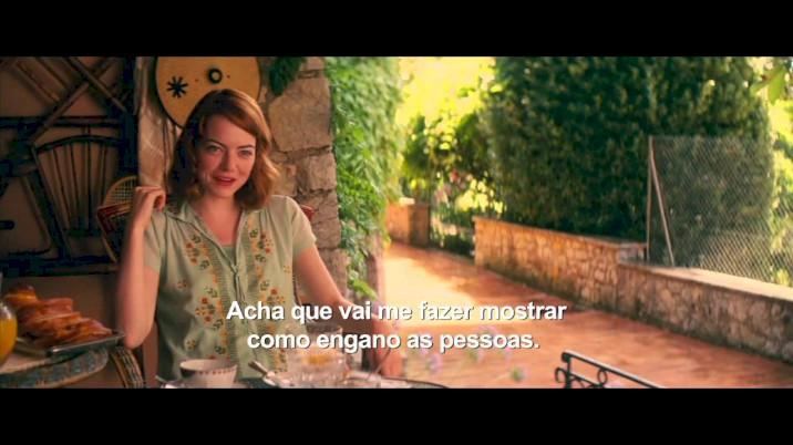 Magia ao Luar - Trailer Legendado