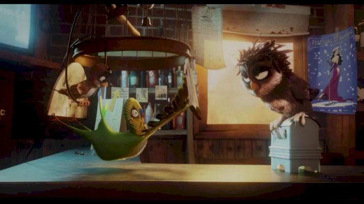Missão Cegonha - Trailer #2 Dublado