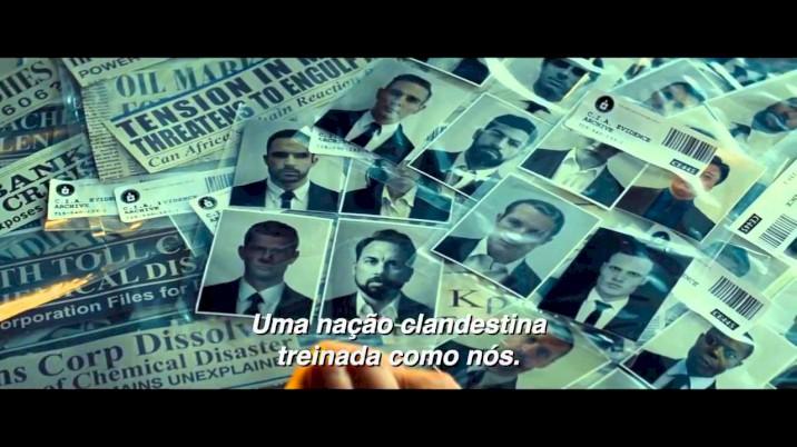Missão Impossível - Nação Secreta - Trailer Legendado