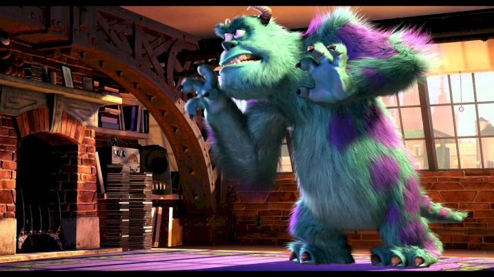 Monstros S.A. 3D - Trailer Oficial em Inglês