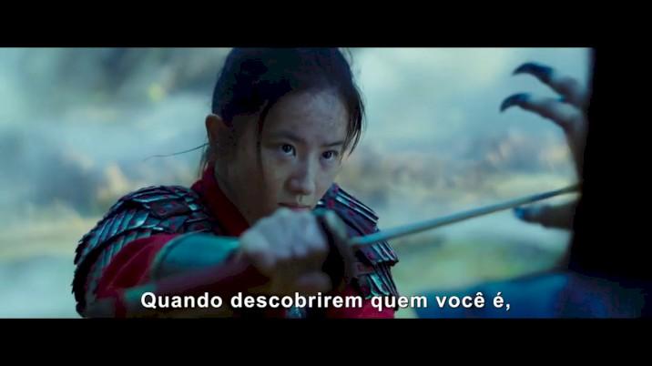 Mulan - Trailer Legendado