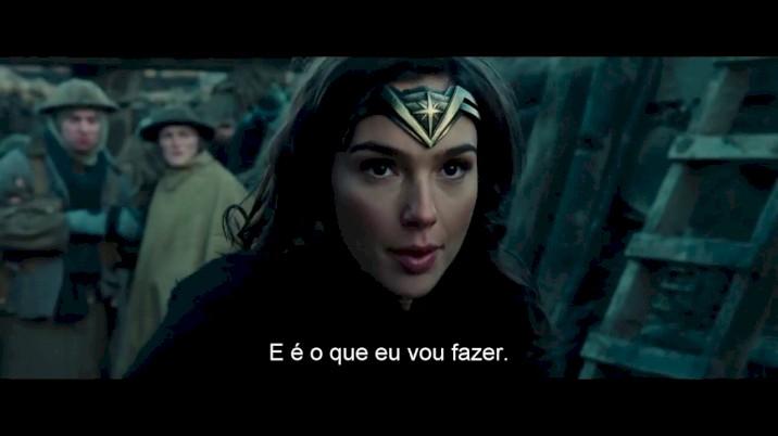 Mulher-Maravilha - Trailer #3 Legendado