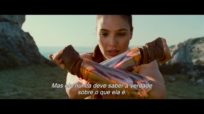 Mulher-Maravilha - Trailer #5 Legendado