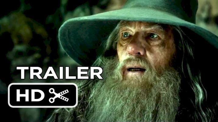 O Hobbit: A Desolação de Smaug - Trailer em Inglês
