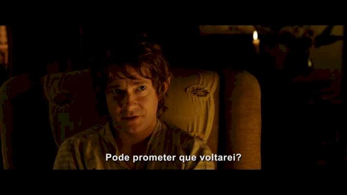 O Hobbit: Uma Jornada Inesperada - Teaser Trailer Legendado em HD