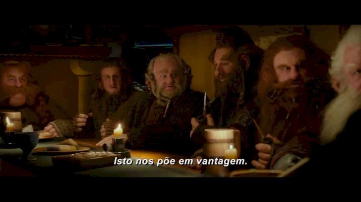 O Hobbit: Uma Jornada Inesperada - Trailer Legendado 2
