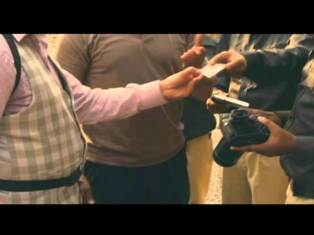 O Homem Mais Procurado do Mundo - Trailer Legendado