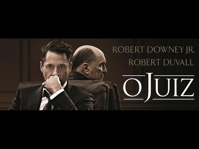 O Juiz - Trailer Legendado