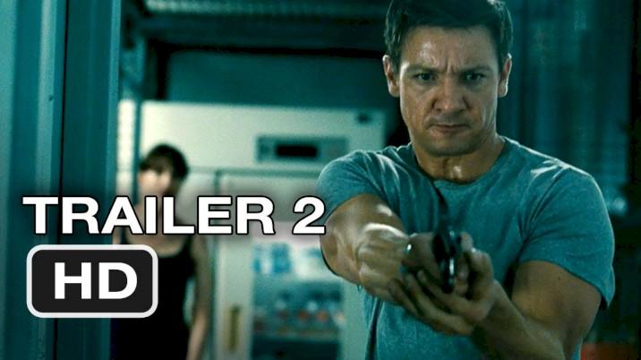 O Legado Bourne - Trailer #2