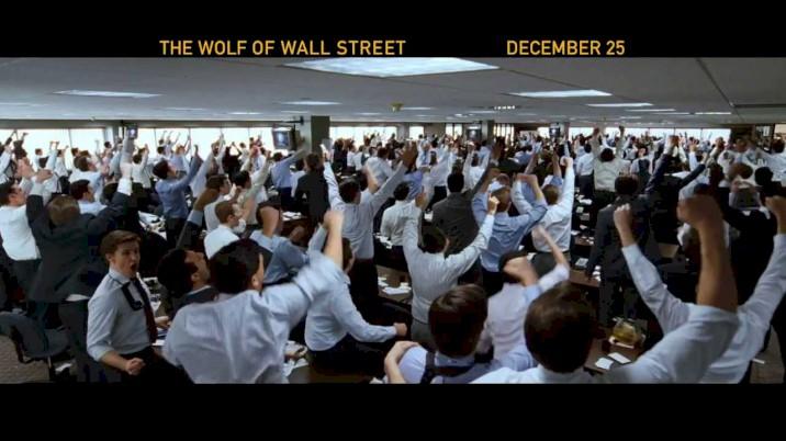 O Lobo de Wall Street - Comercial em Inglês #1